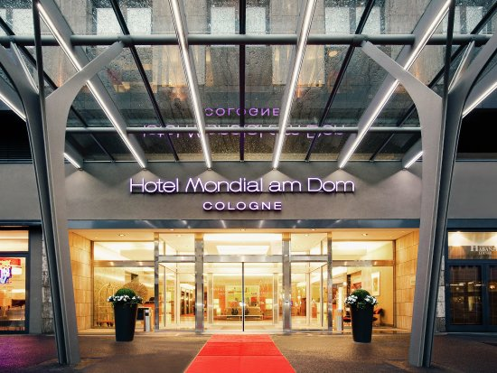 Hotel Mondial am Dom Cologne MGallery by Sofitel: Exterior
