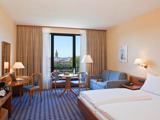 Mercure Hotel Trier Porta Nigra: Guest Room
