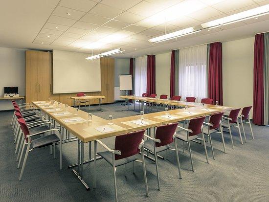 Mercure Hotel Frankfurt Eschborn Süd: Meeting Room