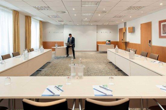 Novotel Berlin Mitte: Meeting Room