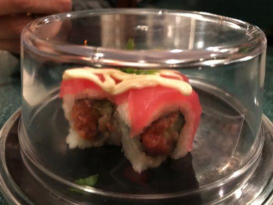 West Nyack, NY: Tuna dish