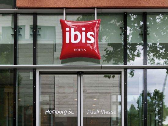 Ibis Hamburg St Pauli Messe: Exterior