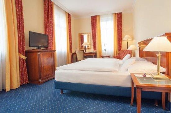 Villa Geyerswörth Hotel: Double Standard