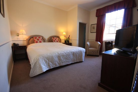 Hovingham, UK: King Double Room