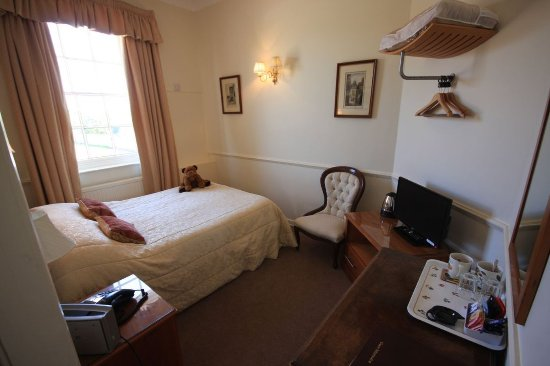Hovingham, UK: Single Room