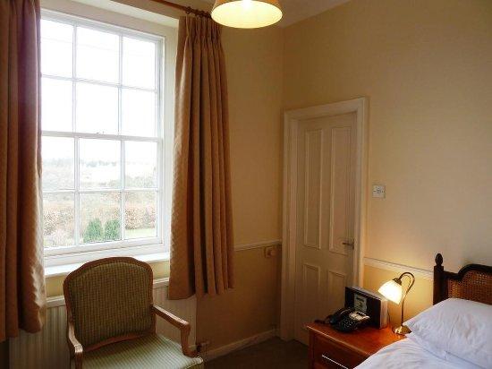Hovingham, UK: Single Room