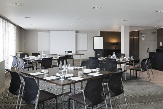 Crowne Plaza Hotel London-Heathrow: Meeting Room