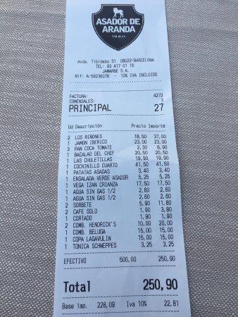Asador de Aranda Tibidabo: photo9.jpg