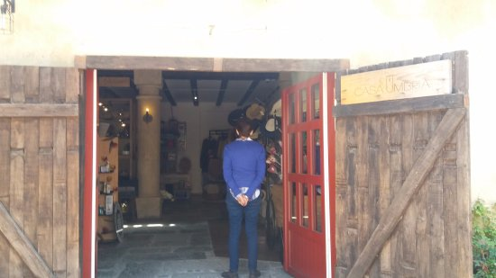 Nativitas, Mexico: Casa Umbria...muy buenos Souveniers