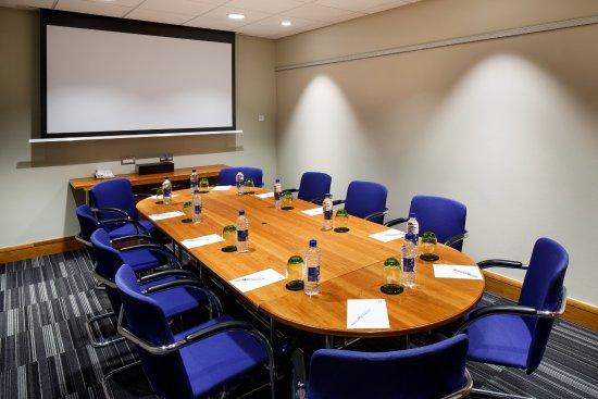 Holiday Inn London Bloomsbury: Meeting Room