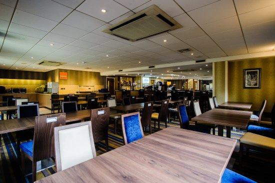 Upper Harbledown, UK : Restaurant