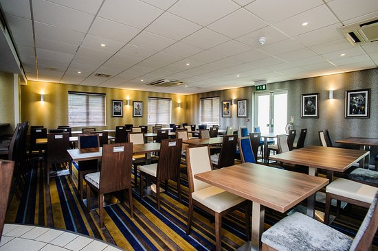 Upper Harbledown, UK : Guest Dining Lounge