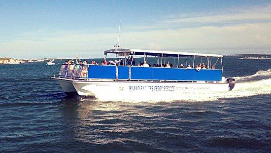 Island Ferry Express Beaufort Nc
