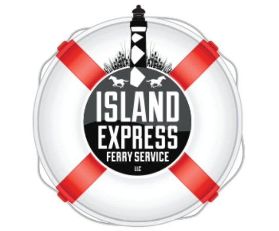Island Express Ferry Service with a Ticket Booth in Beaufort and another in Harkers Island