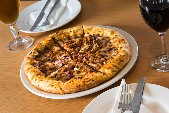 Llandarcy, UK: Treat yourself to one of our tasty pizzas!