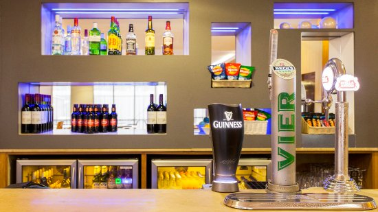 Holiday Inn Express London-Limehouse: Hotel Feature