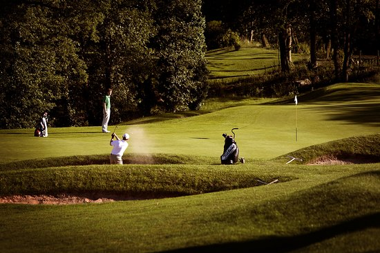 Hensol, UK: Golf Course