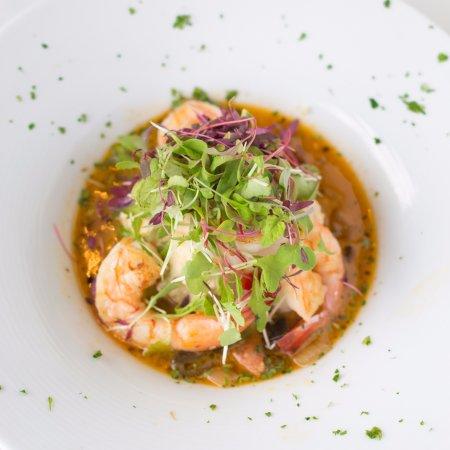 Atlantic Beach, Floryda: shrimp