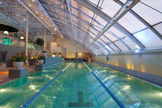 Jumeirah Lowndes Hotel: The Peak Health Club Spa Swimming Pool
