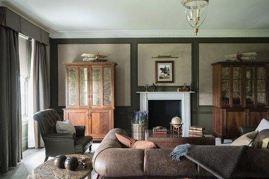 Auchterarder, UK: Suite Sitting Room