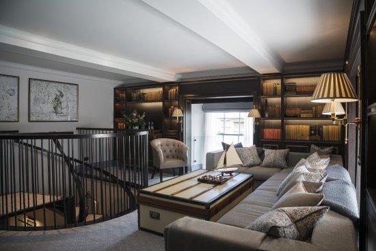 Auchterarder, UK: Blue Tower Suite