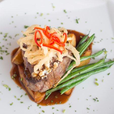 Atlantic Beach, FL: steak