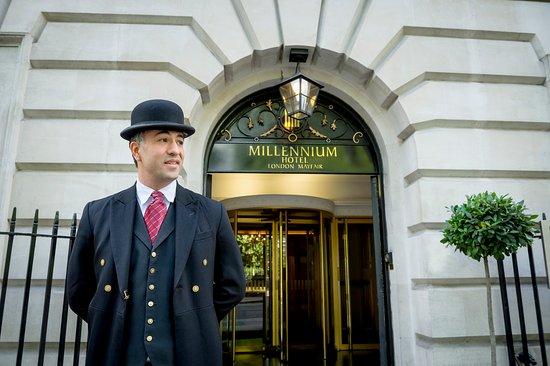 Millennium Hotel London Mayfair: Exterior