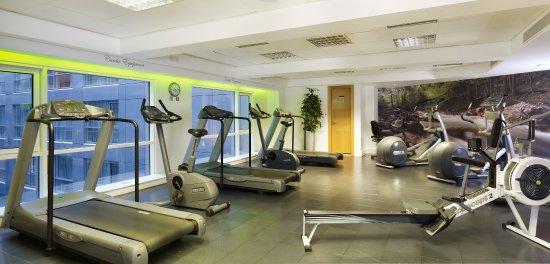 Park Plaza London Riverbank: Fitness Room