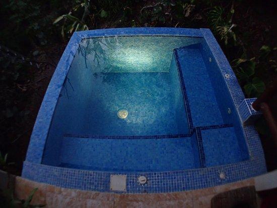 Mal Pais, Costa Rica: Infinity pool open 24 hr :)
