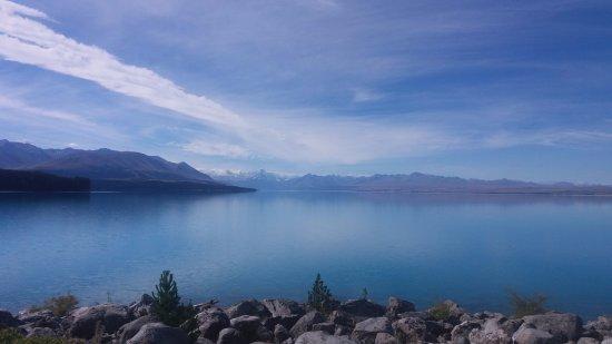 Canterbury Region, Nueva Zelanda: Lake Pukaki