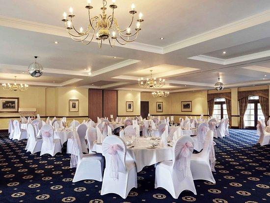 Albrighton, UK: Wedding