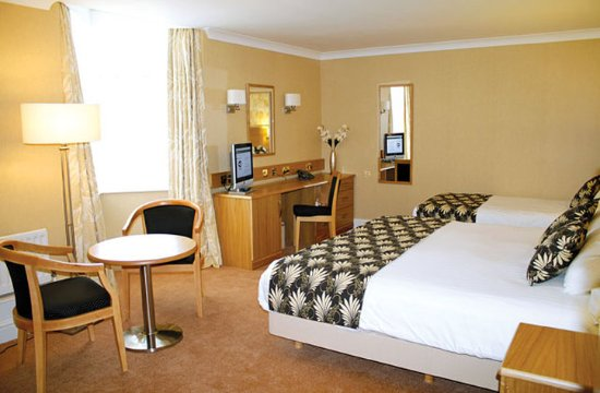 Family Room at Weetwood Hall Hotel, Leeds