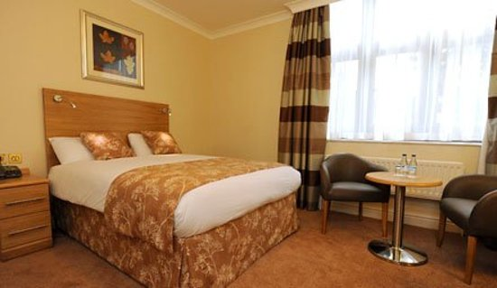 Standard Double Room at Weetwood Hall Hotel, Leeds
