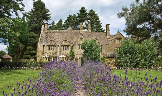 Charingworth Manor: hotel