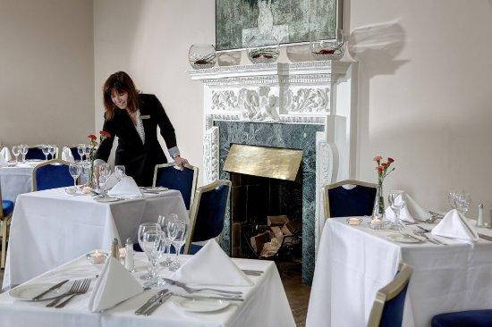 Hadlow, UK: Restaurant