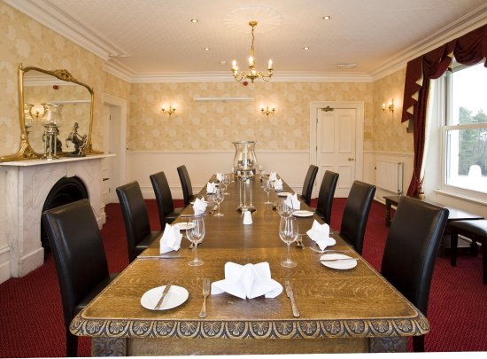 Northop Hall, UK: Gallery Private Dining