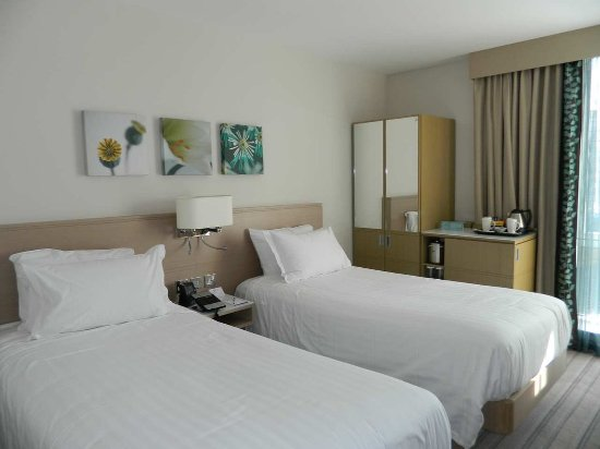 Hilton Garden Inn Glasgow City Centre: Twin Bedroom