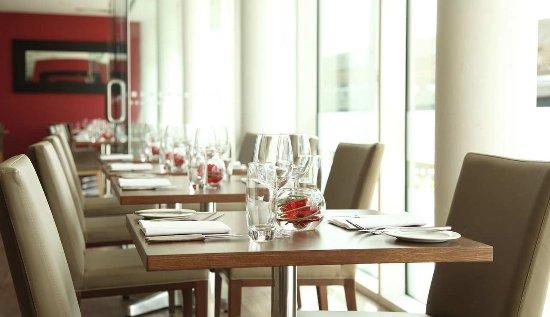 Hilton Garden Inn Glasgow City Centre: Restaurant