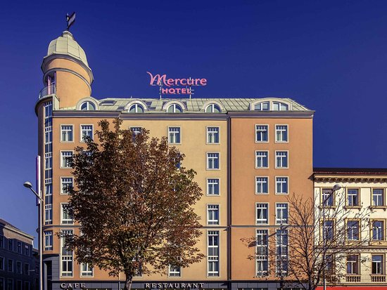 Hotel Mercure Wien Westbahnhof: Other