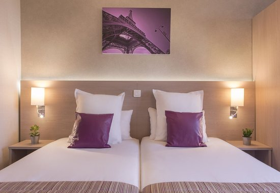 Classics Hotel Bastille: Superior Single room