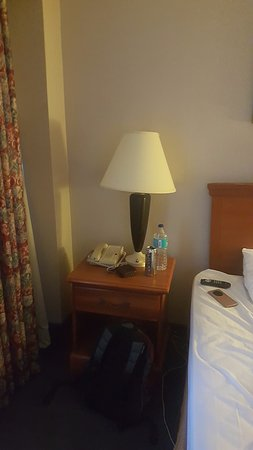 Even The third world countries have better rooms than this Hotel