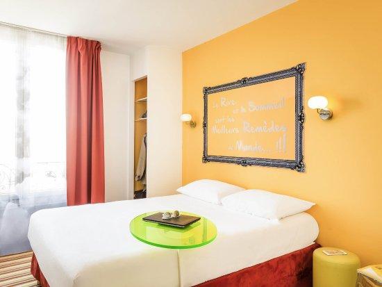 Asnieres-sur-Seine, Francia: Guest Room