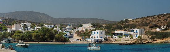 Agios Georgios Beach, Irakleia