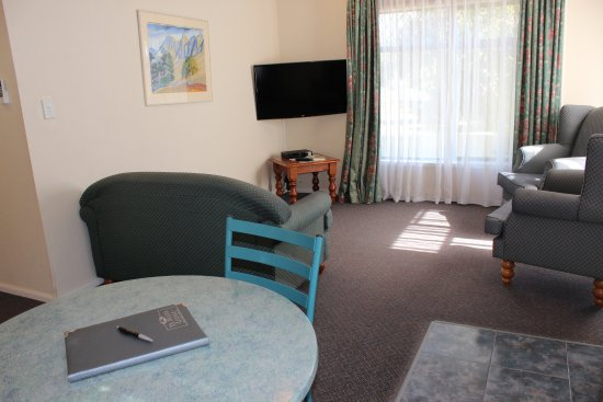 Havelock North, New Zealand: Two bedroom unit