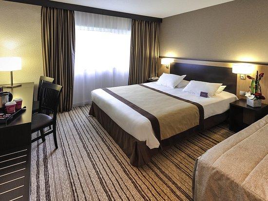Val de Reuil, Frankrike: Guest Room
