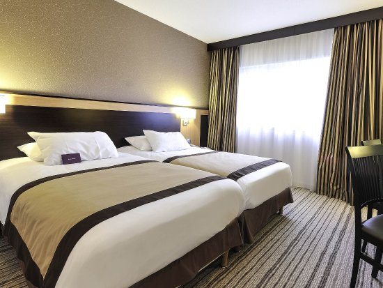 Mercure Rouen Val De Reuil: Guest Room