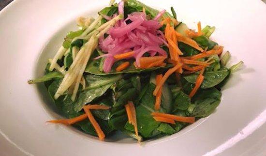 Quincy, MA: salad