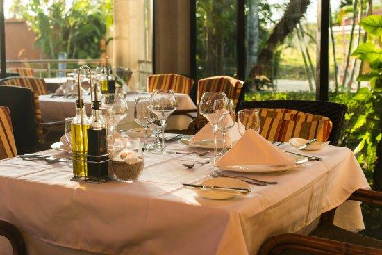 Restaurante Oceano Picture Of Occidental Tamarindo Playa Langosta
