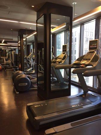 Kimpton Hotel Eventi Gym