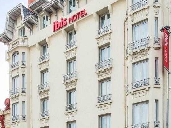 Ibis Lyon Centre Perrache: Exterior